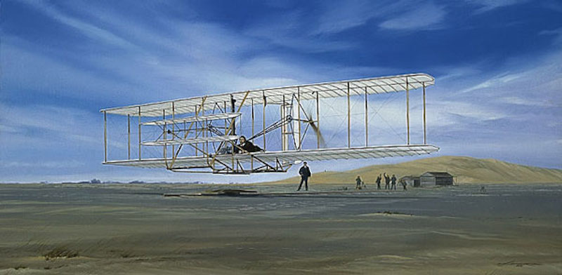 Craig Kodera On the Wind The Wright Brothers