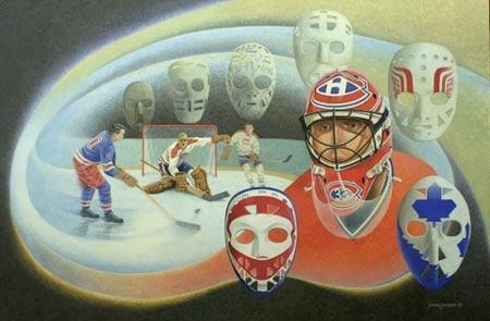 James Lumbers The Goalie Mask