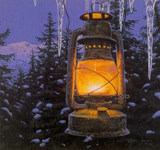 Stephen Lyman Lantern Light