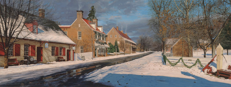 main street in old salem phillip philbeck