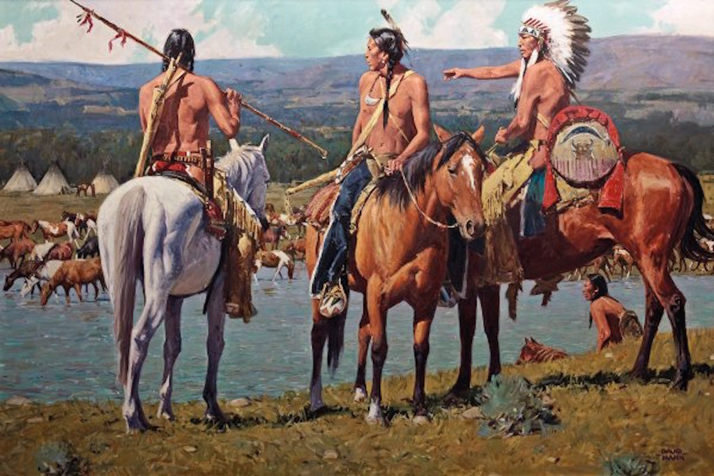 David Mann Tribal Wealth