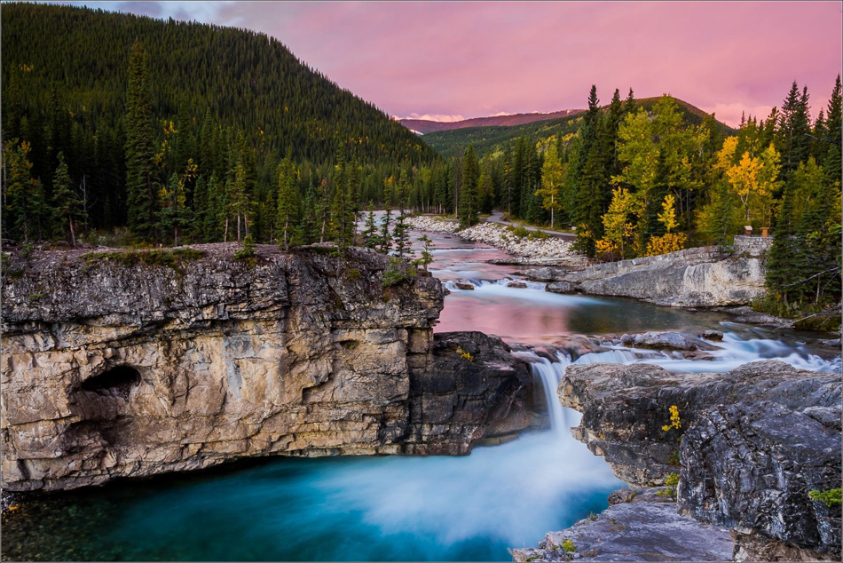 Christopher Martin Elbow Falls sn