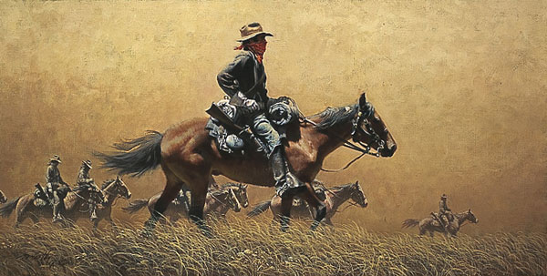 Frank McCarthy After The Dust Storm