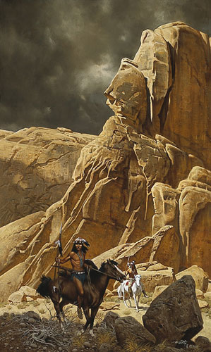 Frank McCarthy Canyon Lands