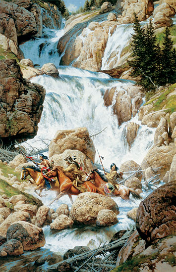 Frank McCarthy Roar of the Falls