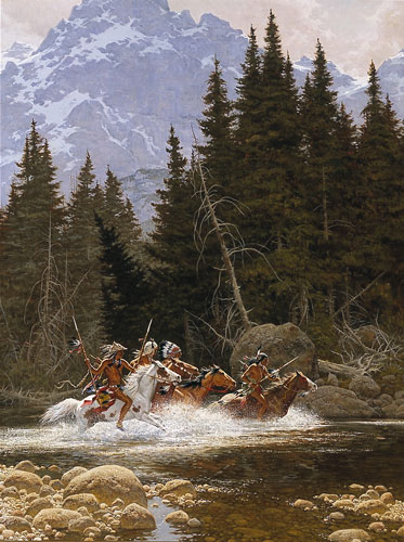 Frank McCarthy The Crossing