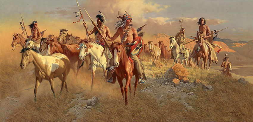 Frank McCarthy The Raiders