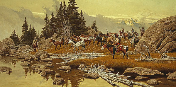 Frank McCarthy Where Tracks Will Be Lost