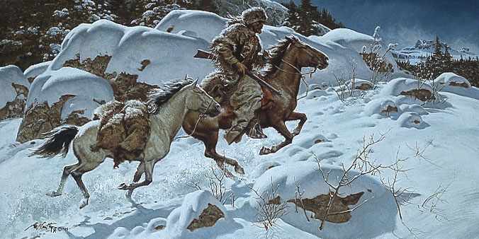 Frank McCarthy Winter Trail