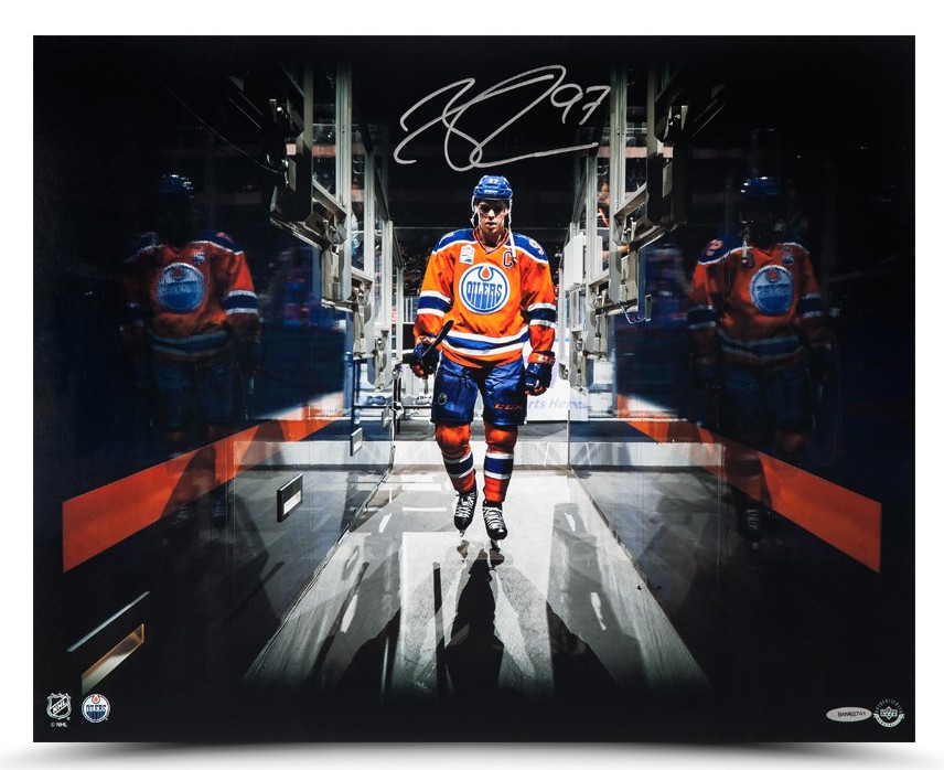 Connor Mcdavid Tunnel Vision