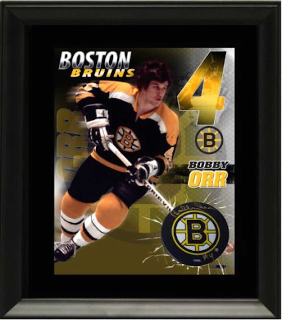Bobby Orr Boston Bruins #4