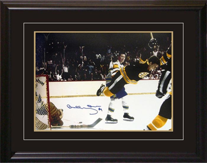 Bobby Orr The Goal V-groove
