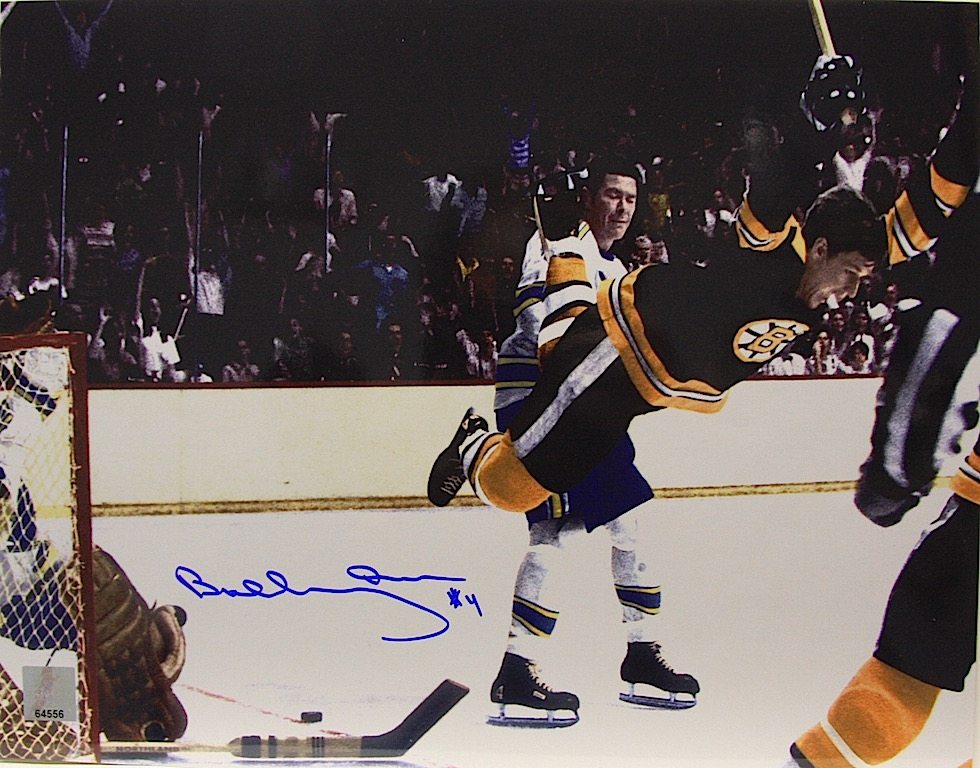 Bobby Orr The Goal Colour