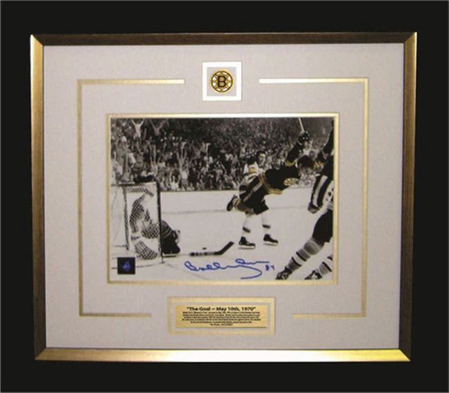 Bobby Orr The Goal
