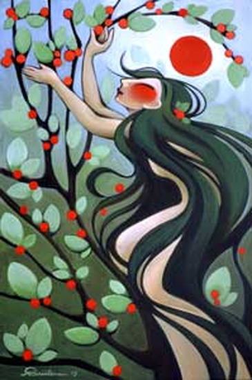 Nathalie Parenteau The Vine Maiden