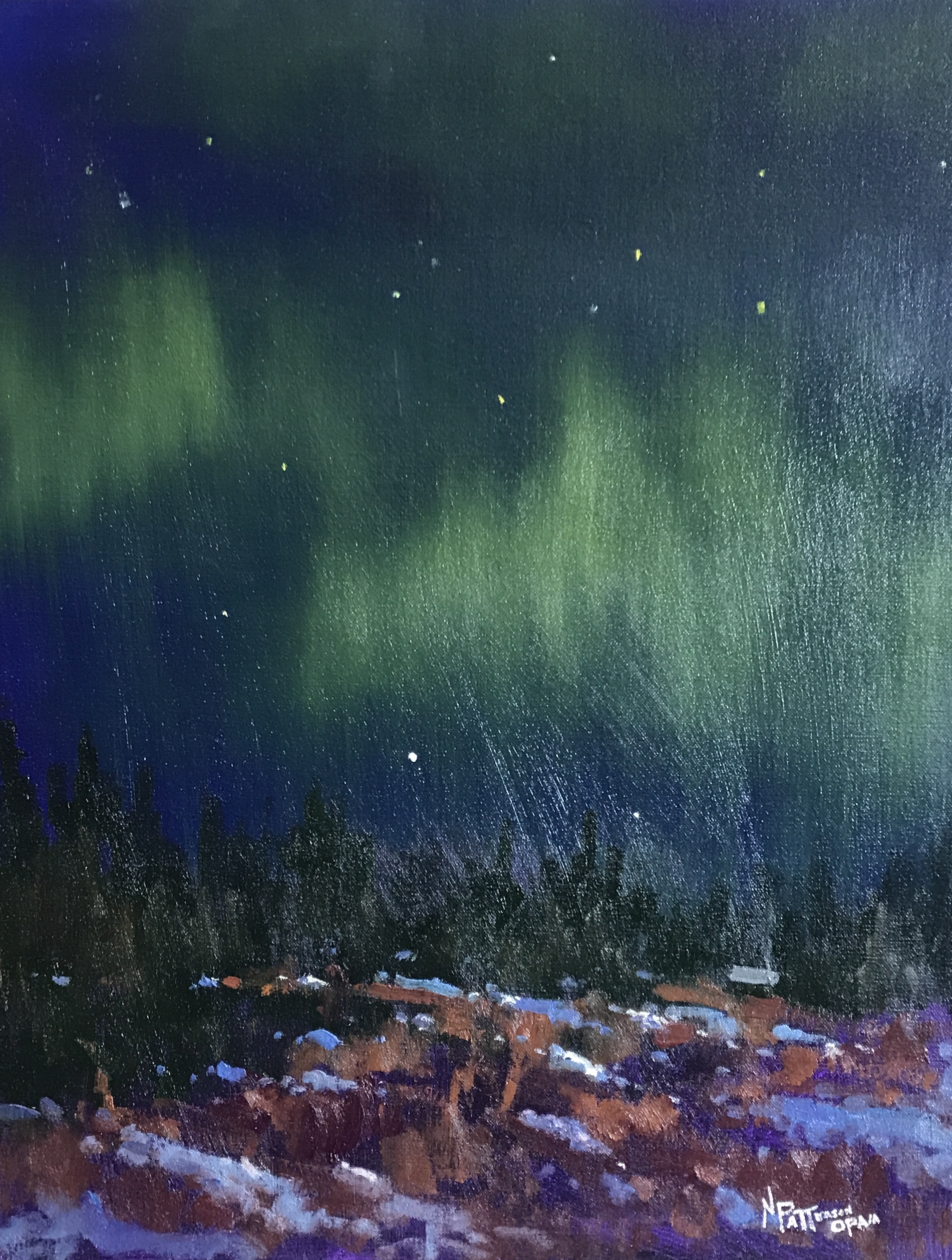 Neil Patterson Northern Lights
