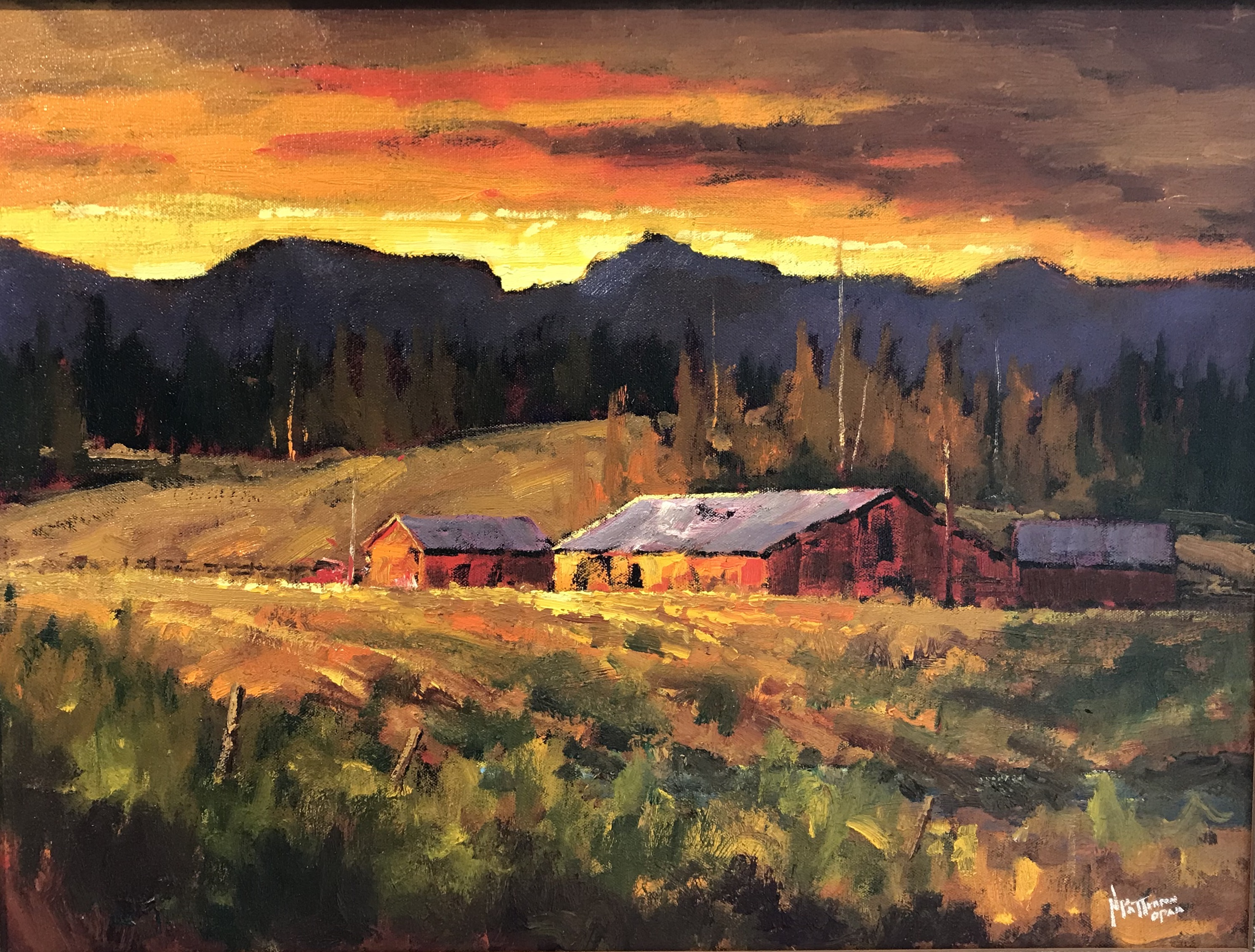 Neil Patterson Sunset Ranch