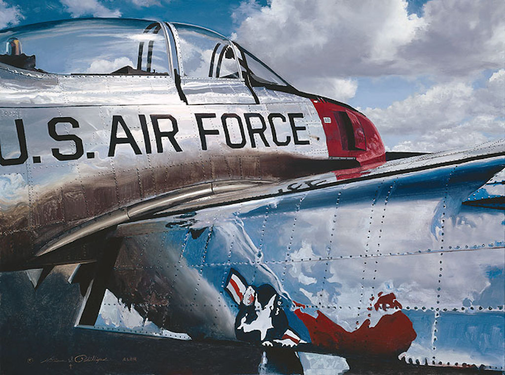 William Phillips Air Force Reflections