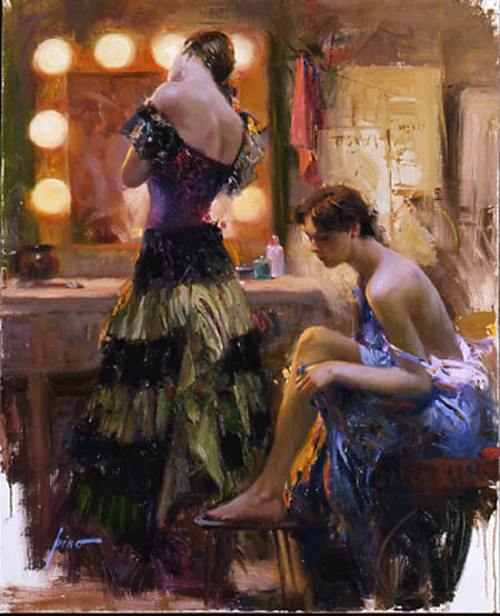 Pino Daeni Almost Ready