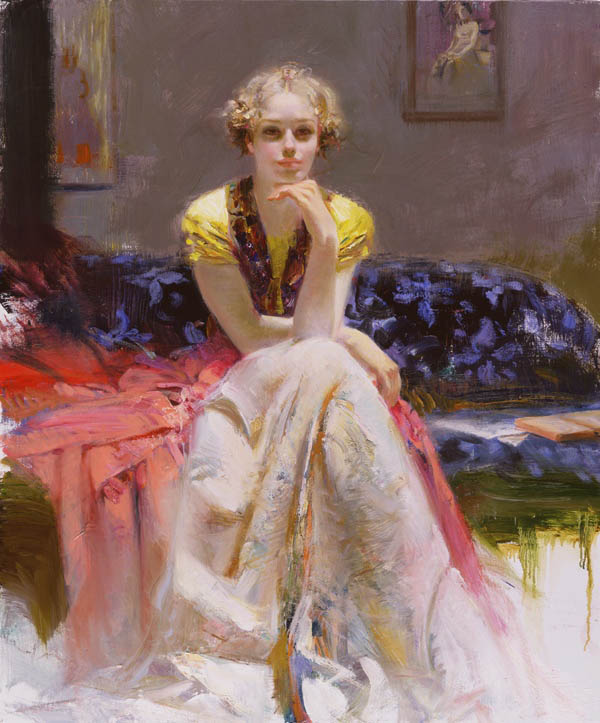 Pino Daeni Enchantment