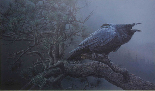 Daniel Smith Cry Of The Raven