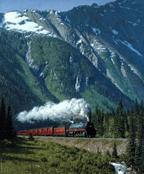 Tucker Smith Canadian Pacific Railway