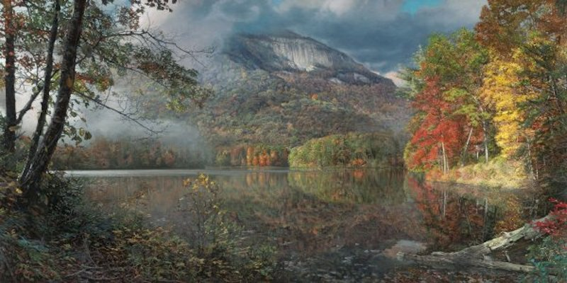 table rock in autumn phillip philbeck