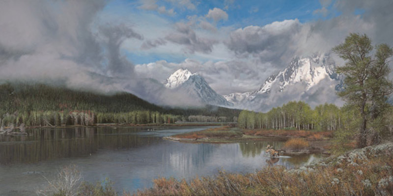 the oxbow bend phillip philbeck