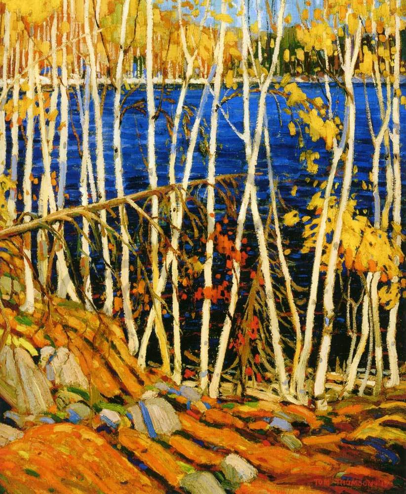 Tom Thomson In The Northland