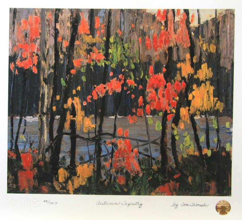 Tom Thomson Autumn Tapestry