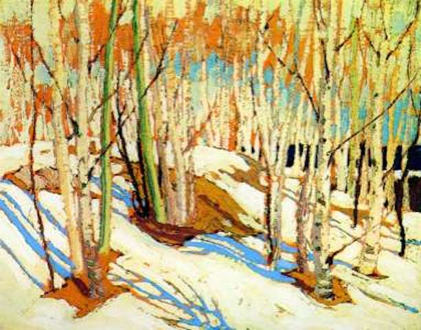 Tom Thomson Early Spring