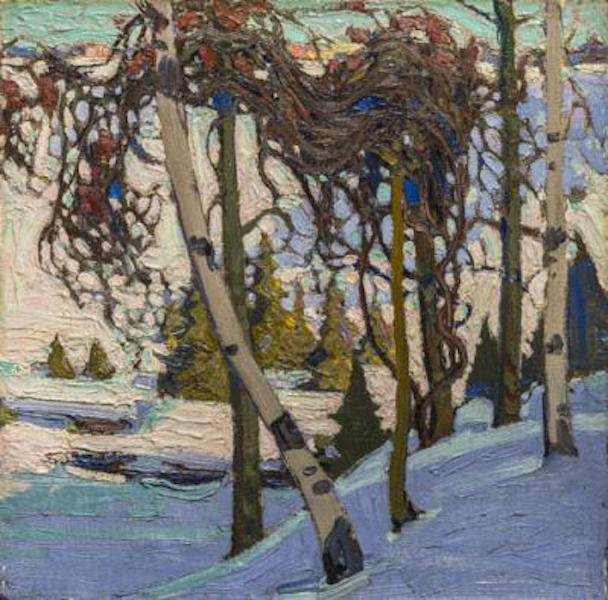 Tom Thomson Early Snow