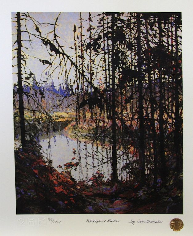 Tom Thomson Northern River