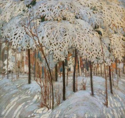 Tom Thomson Snow In October