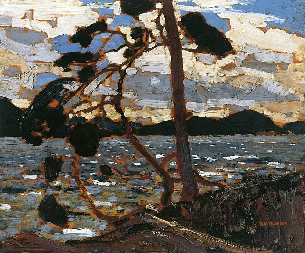 Tom Thomson The West Wind
