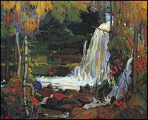 Tom Thomson Woodland Waters