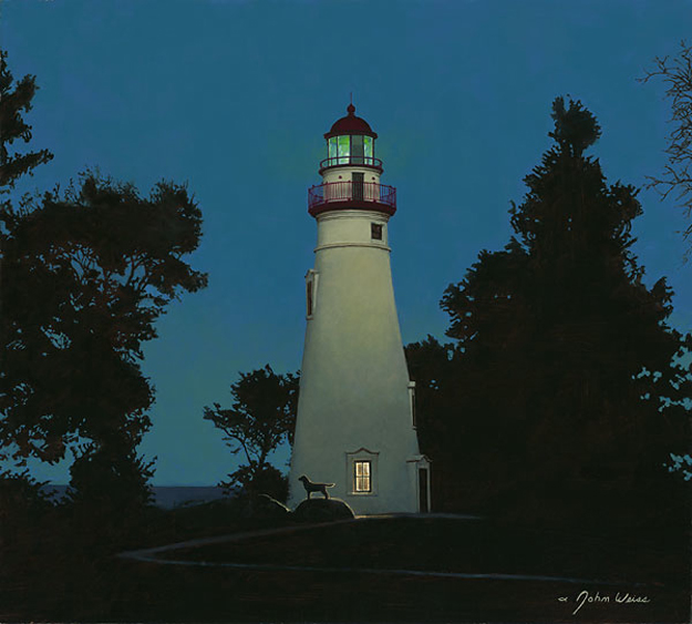 John Weiss Lighthouse Keeper
