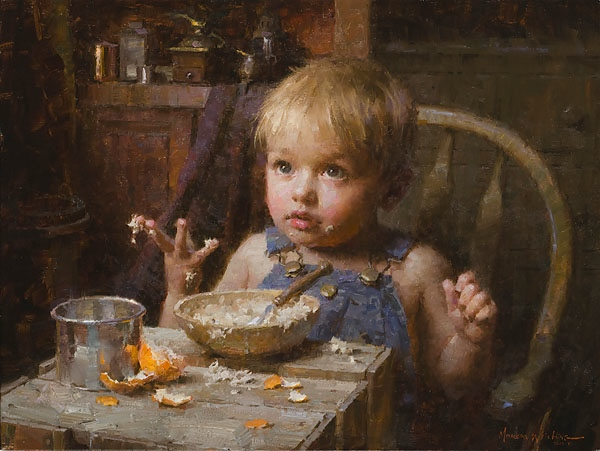 Morgan Weistling Bowl Of Oats
