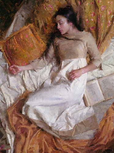Morgan Weistling Dreams In Gold