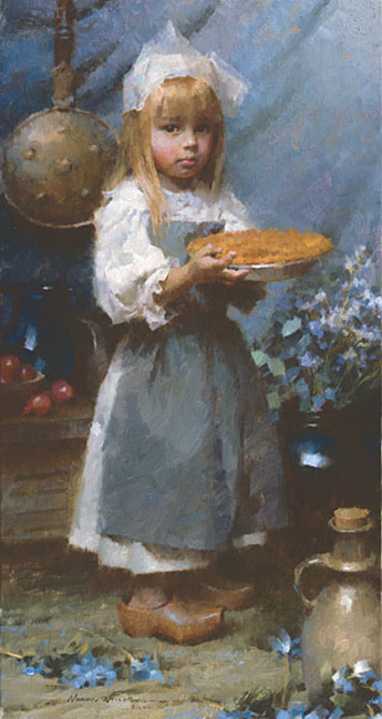 Morgan Weistling Dutch Apple Pie