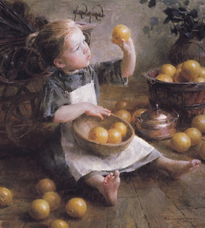 Morgan Weistling The Fruit Inspector