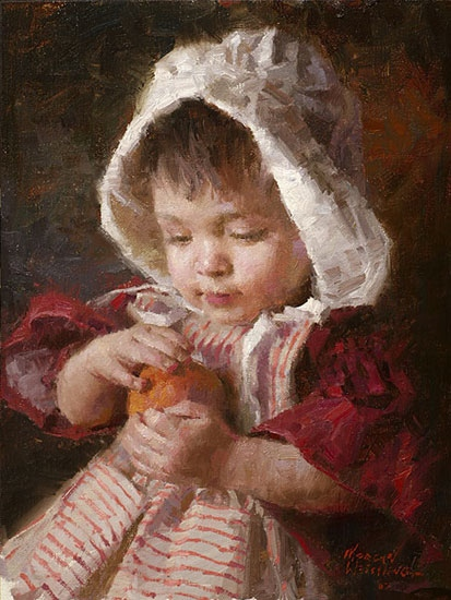Morgan Weistling Juicy Peach