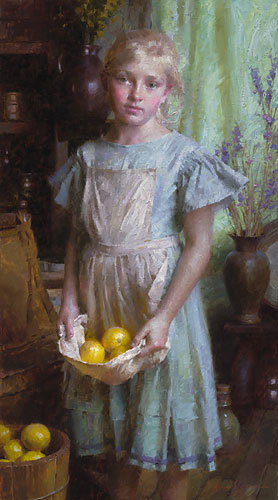 Morgan Weistling Lemon Girl