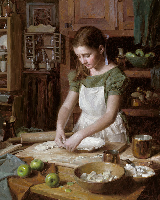 Morgan Weistling Apple Pie