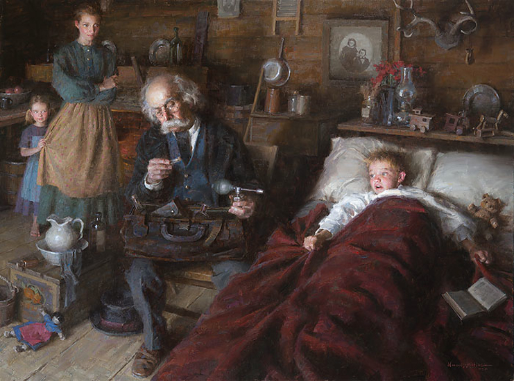 Morgan Weistling The Country Doctor