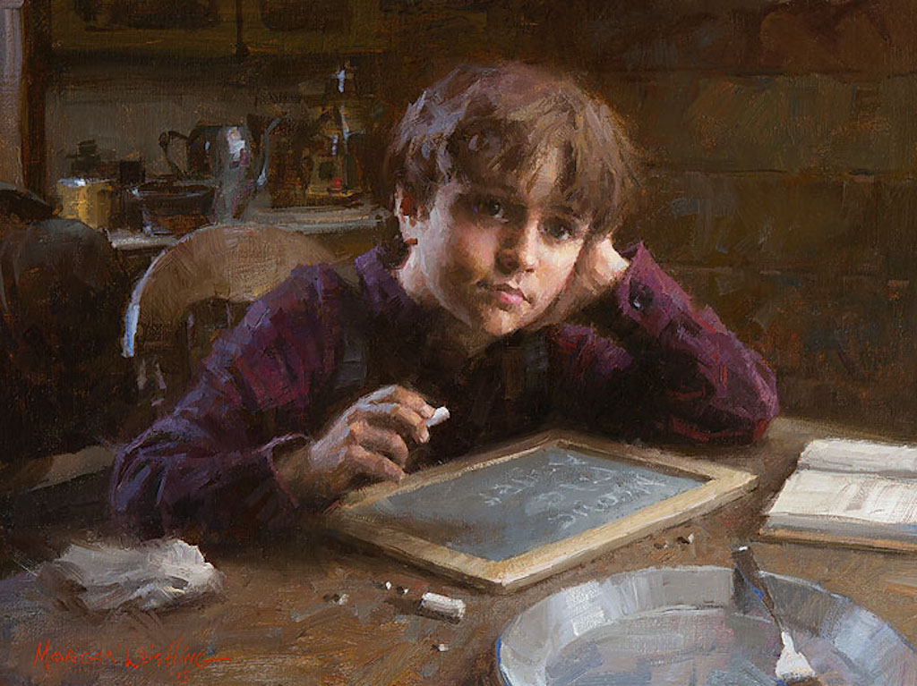 Morgan Weistling Daydreamer