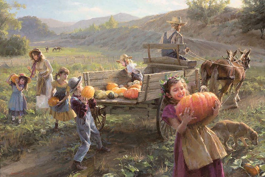 Morgan Weistling End Of Harvest