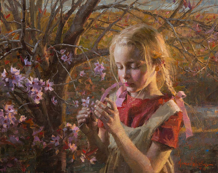 Morgan Weistling First Blossoms