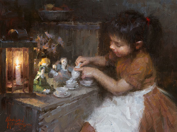 Morgan Weistling Sienna's Tea