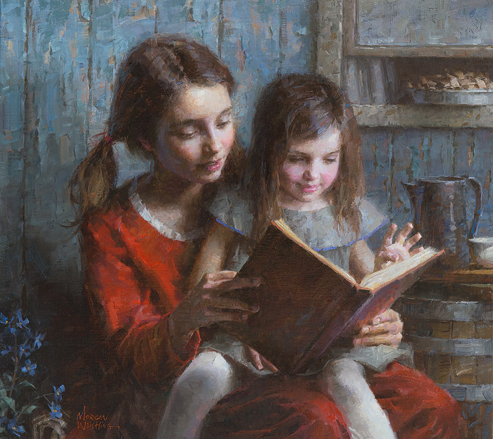 Morgan Weistling Sister Stories